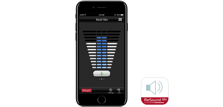 Application ReSound Control