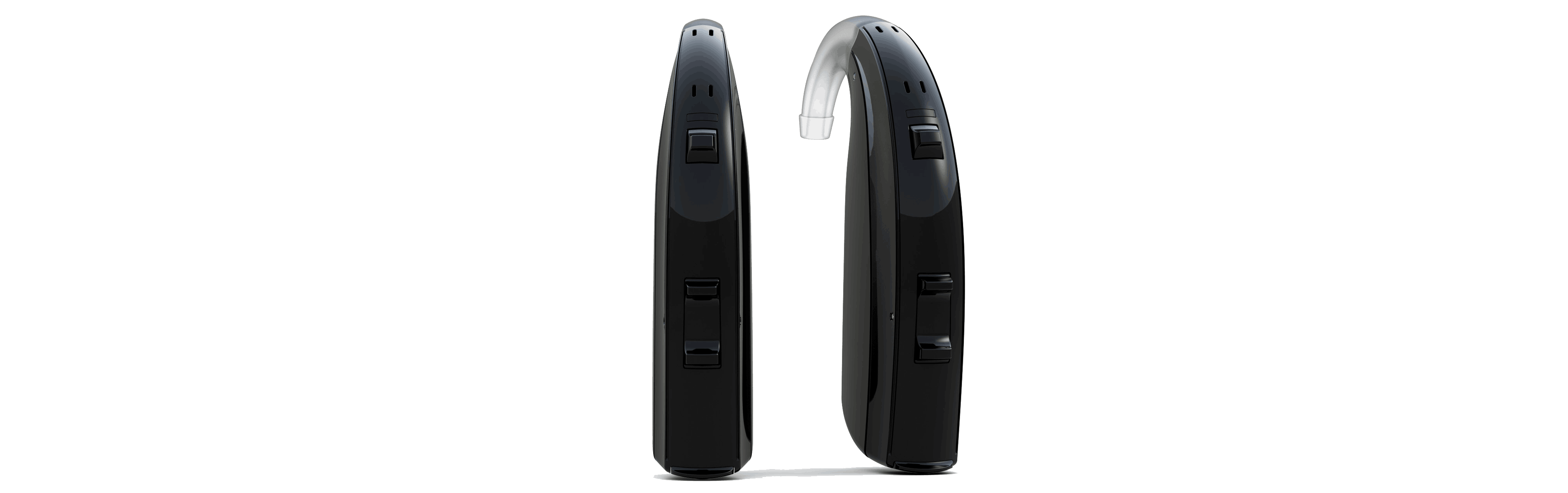 Two powerful ReSound ENZO² hearing aids.