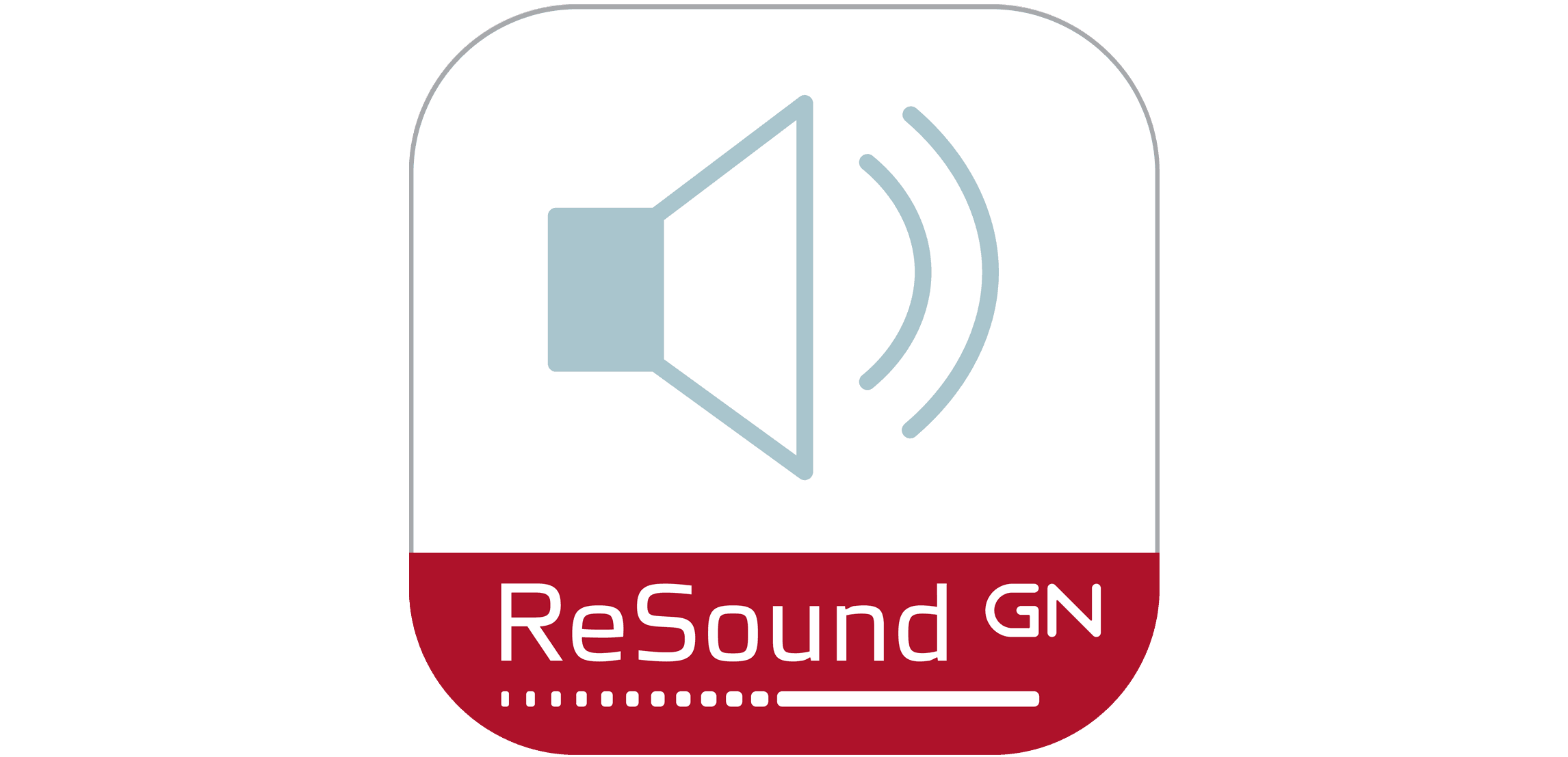 ReSound Remote appikon.