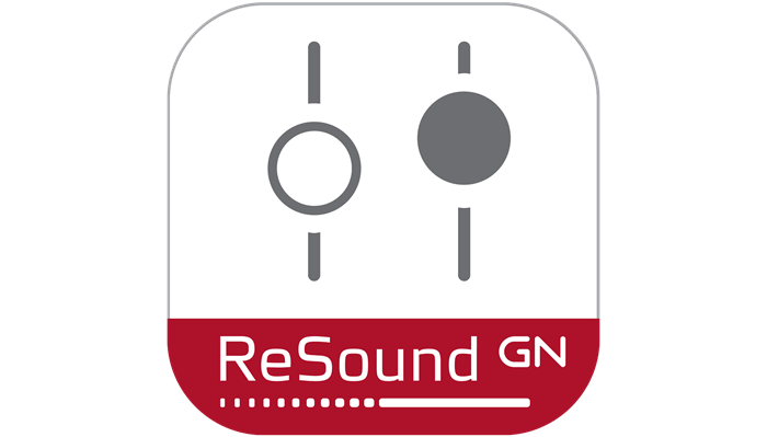Icône de l'application ReSound Smart.