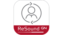 ReSound Smart3D app icon.