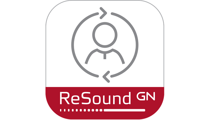 Icône de l'application ReSound Smart3D.