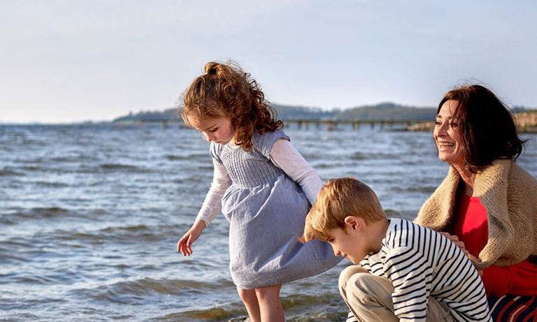 Reading with grandkids | Resound hearing aids