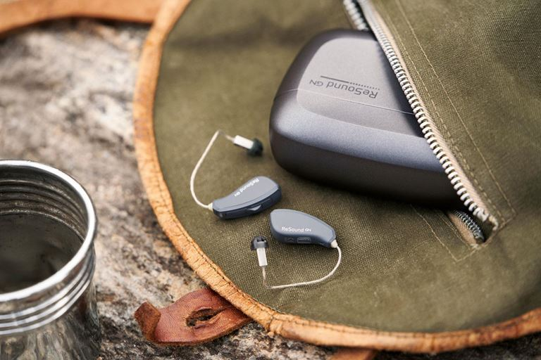 Explore types of hearing aids and learn how they work   ReSound