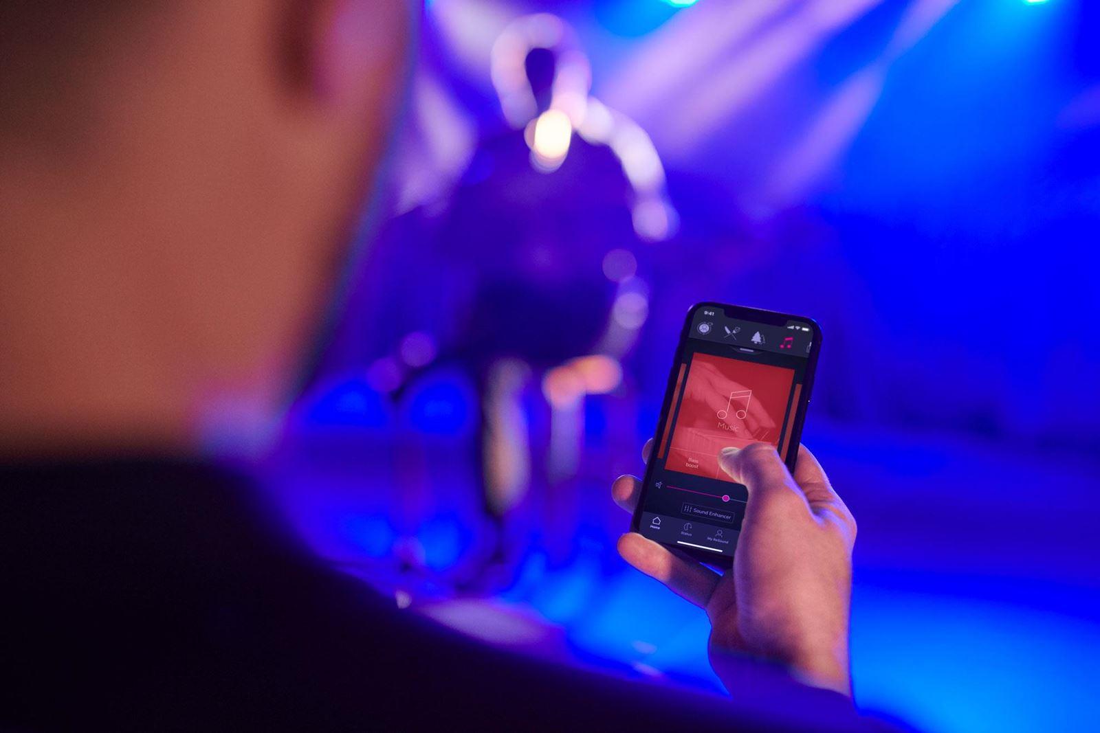 ileri ve çok ileri derecede işitme kayıpları için işitme cihazı uygulaması |  ReSound Smart 3D