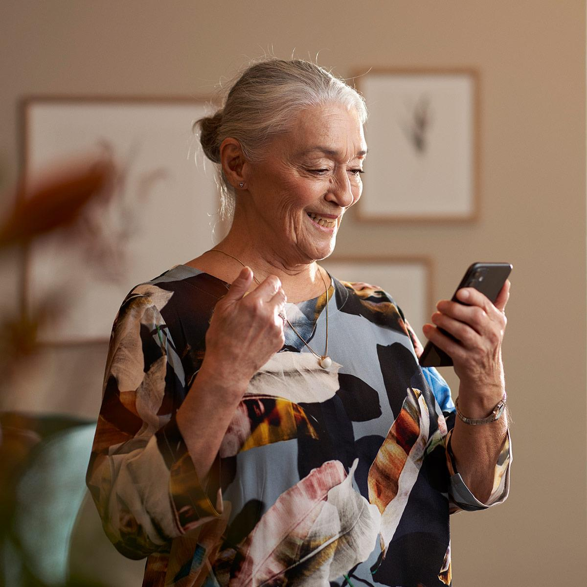 Use ReSound Smart 3D app to remote fine tune your latest hearing aid with the most natural sound quality - ReSound ONE